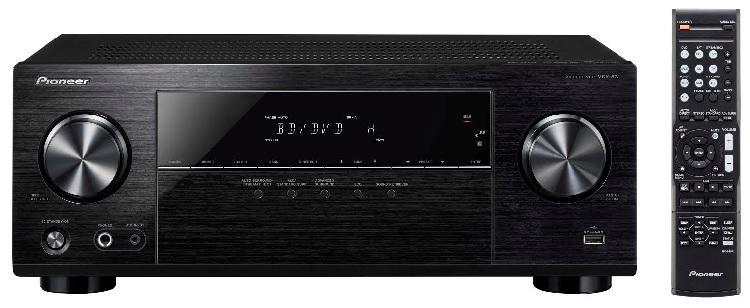 Pioneer AVR front