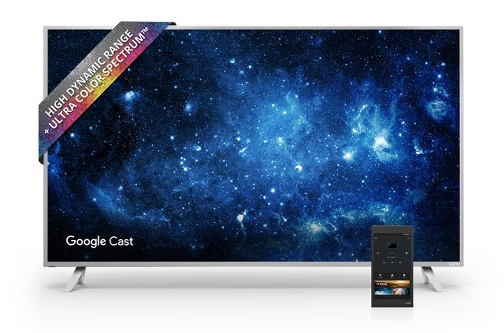 VIZIO Brings All-New VIZIO SmartCast TVs to Canada