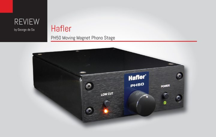 Hafler PH50 Moving Magnet Phono Stage Review.indd