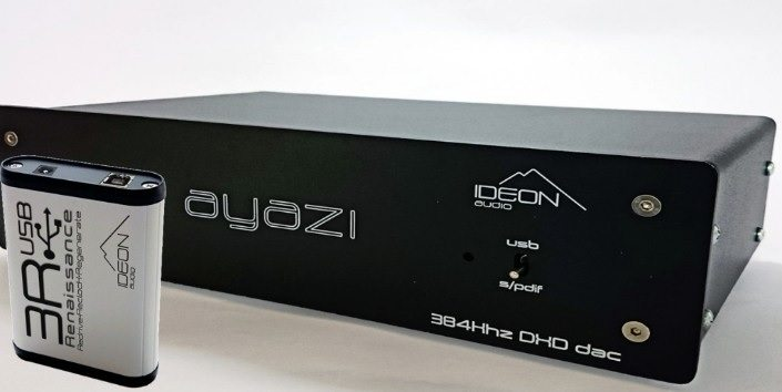 Ideon Audio 3R