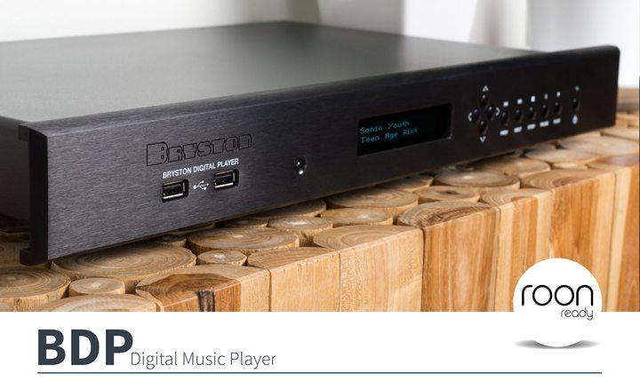 Bryston BDP-3 Digital Music Player 01