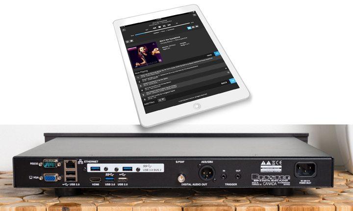 Bryston BDP-3 Digital Music Player 02