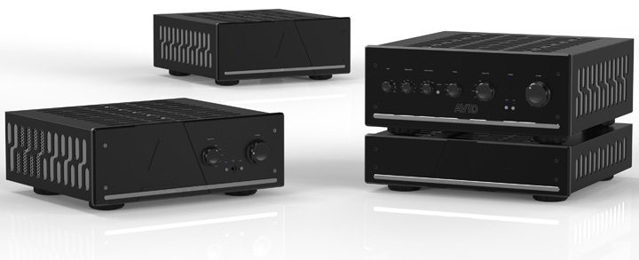 AVID Celsus Pre Amplifier and Celsus Stereo Power Amplifier