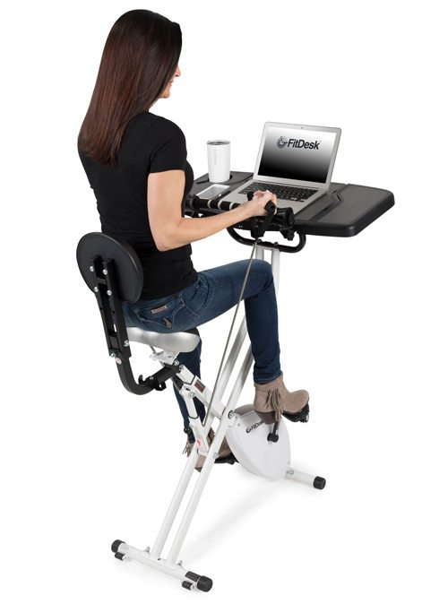 FitDesk Bike Desk
