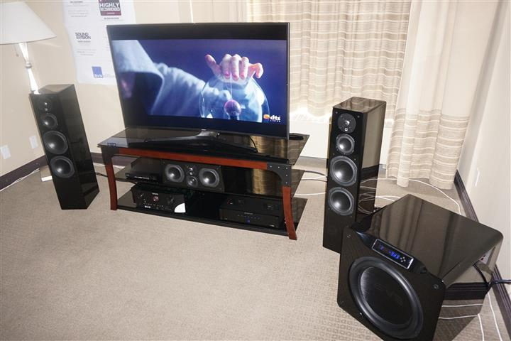 SVS by Summit HiFi (Custom)