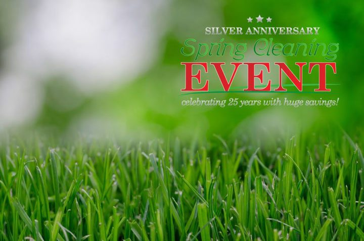 Update TV & Stereo 25th Anniversary Sale
