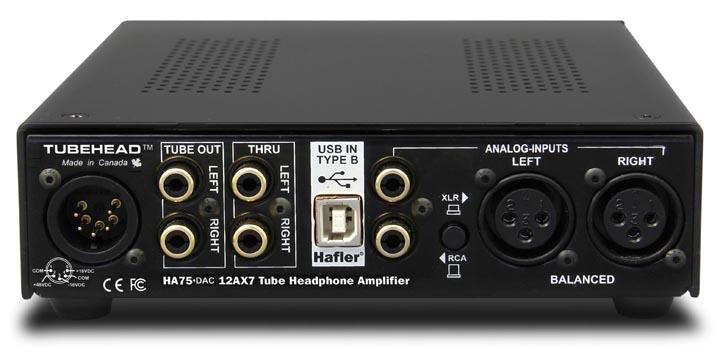 Hafler HA75-DAC 02