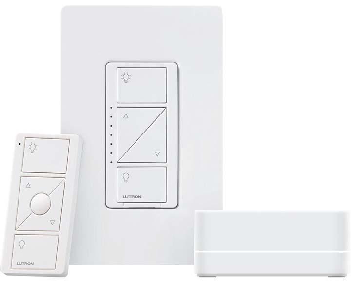 Lutron Caseta Wireless Dimmer Kit 01