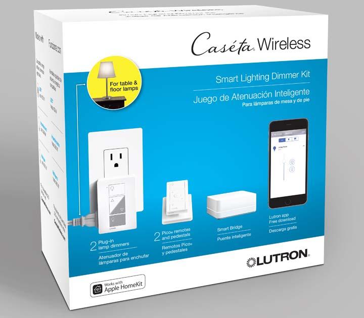 Lutron Caseta Wireless Dimmer Kit 02