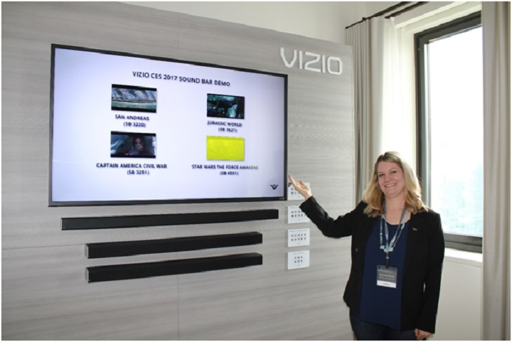 VIZIO 2017 M-Series and P-Series displays 07