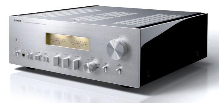 Yamaha A-S2100 Integrated Amplifier Review 001