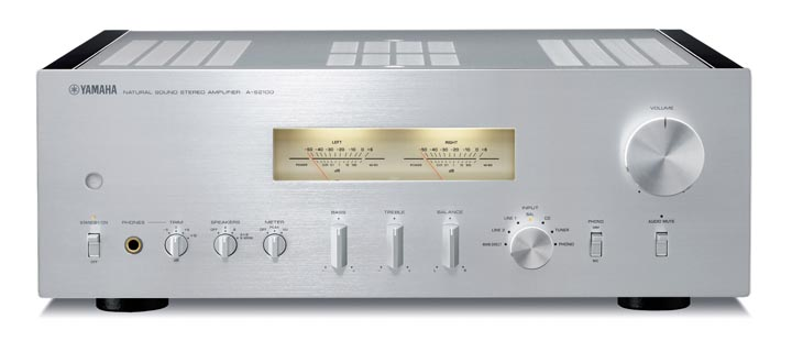 Yamaha A-S2100 Integrated Amplifier Review 002