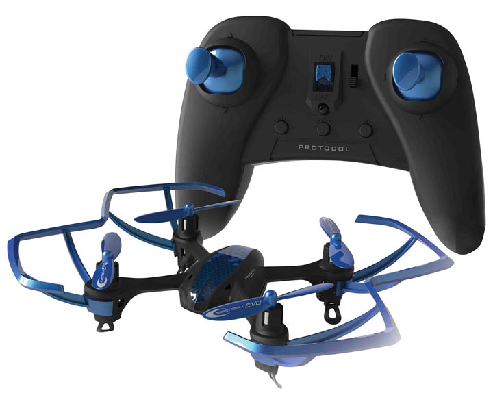 Protocol Slipstream RC Quadcopter Drone 02