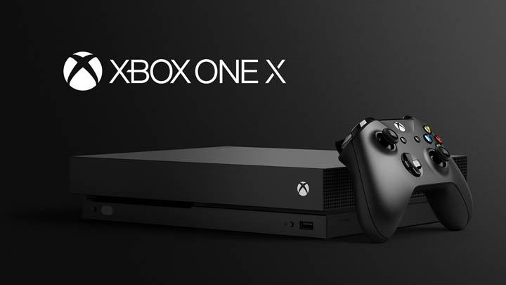 Xbox One X 01