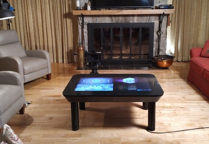 Multi Touch Digital Touchcenter Coffee Table 02