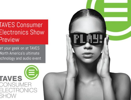 TAVES Consumer Electronics Show Preview