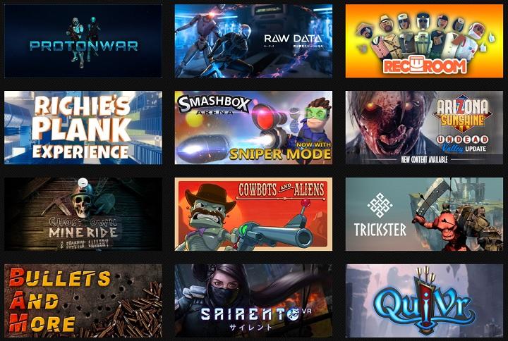 DiVRge Toronto VR games