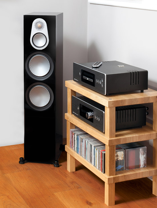 Monitor Audio Silver Series 500 Loudspeakers Review 01