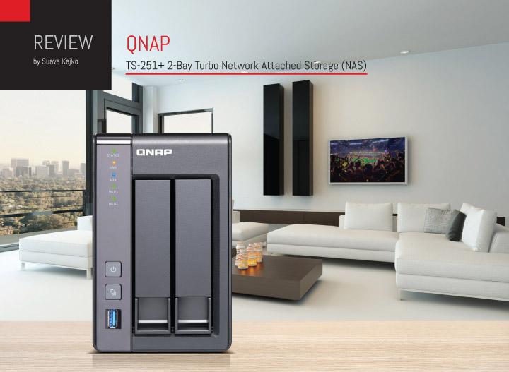 QNAP TS-251 Review v2.indd