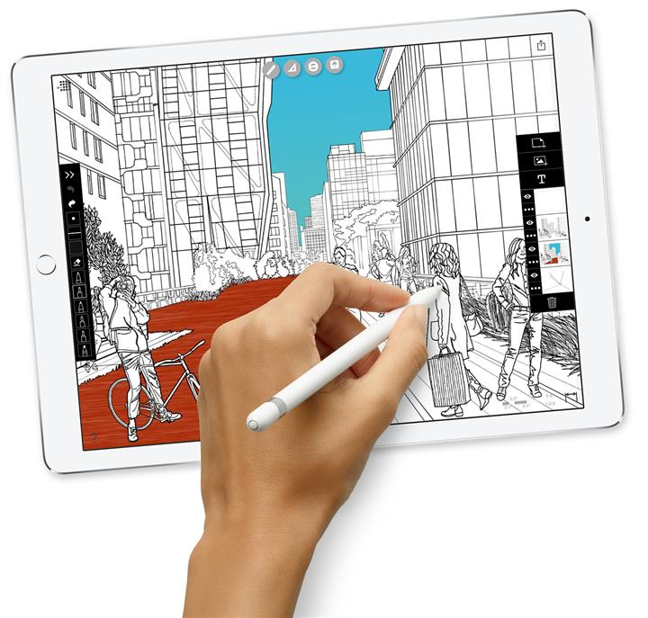 Apple 12.9-inch iPad Pro 01 (Custom)