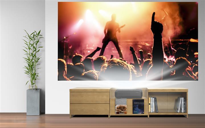 Epson Home Cinema LS100 (Custom)