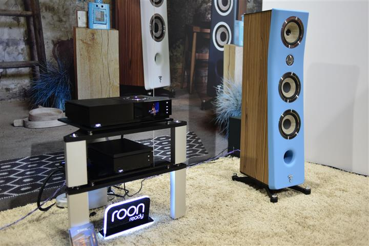 Focal Kanta Loudspeakers (Custom)