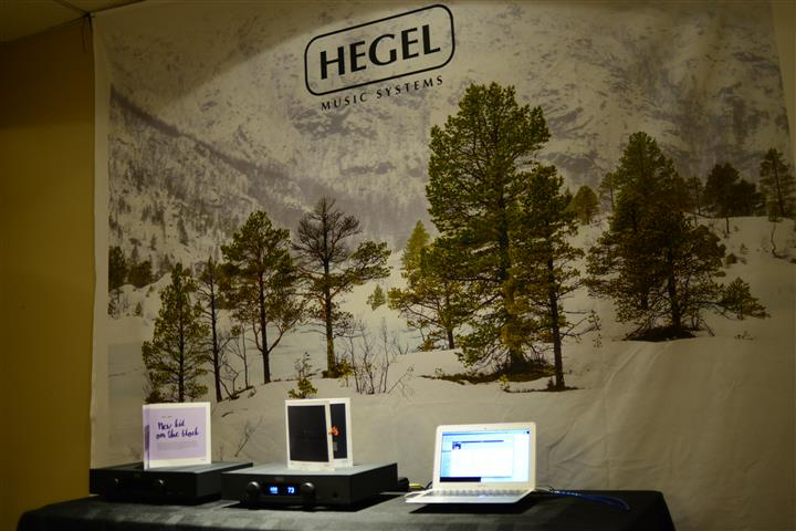 HEGEL Audio (Custom)