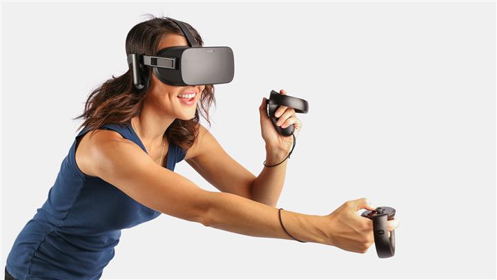 Oculus Rift + Touch System 01 (Custom)