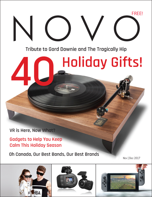 Digital Editions – NOVO Audio and Technology Magazine