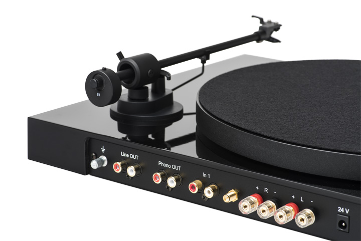 Pro-Ject Audio Juke Box E Turntable 02