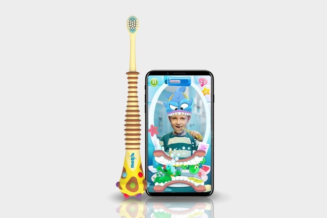Kolibree Magik AR Toothbrush CES 2018