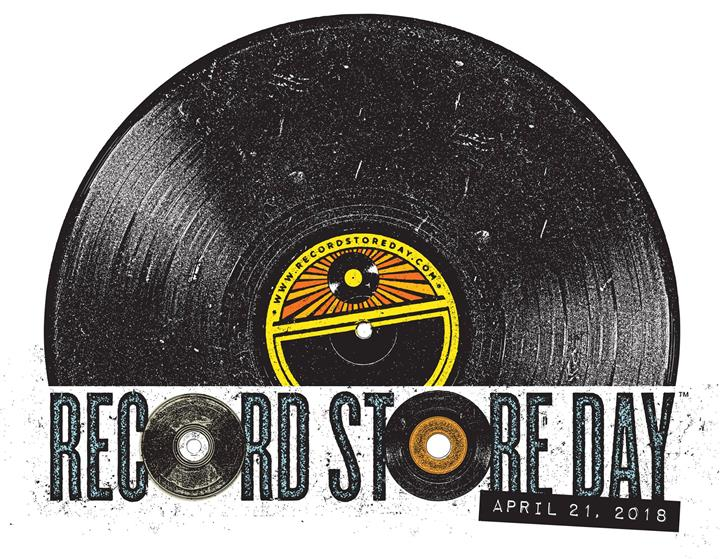 Record Store Day 2018 - April 21 (Custom)