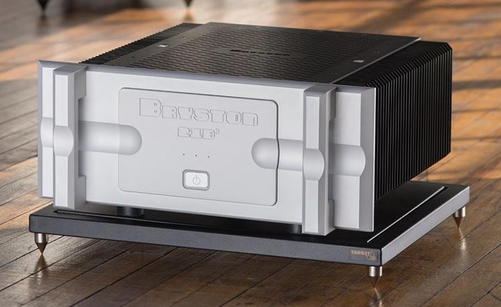 Bryston 21B Cubed Amp