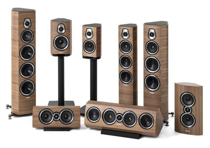 Sonus faber Sonetto collection _wood