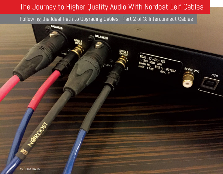 The Journey to Higher Quality Audio With Nordost Leif Cables.ind
