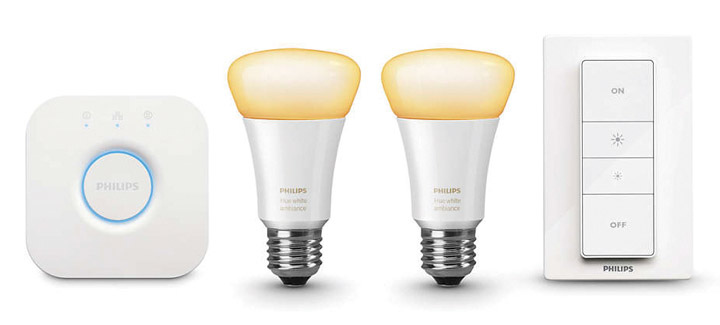 Philips Hue White Ambiance Starter Kit 01 web
