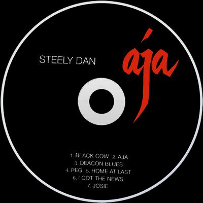 Steely Dan Aja 02 (Custom)
