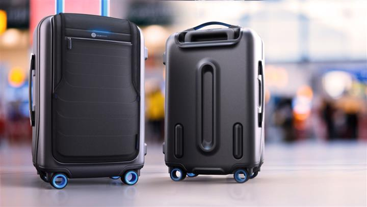 Bluesmart the world's first smart luggage (Custom)