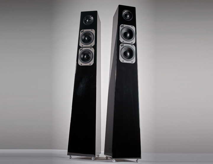 Totem Tribe Tower Speakers review 02