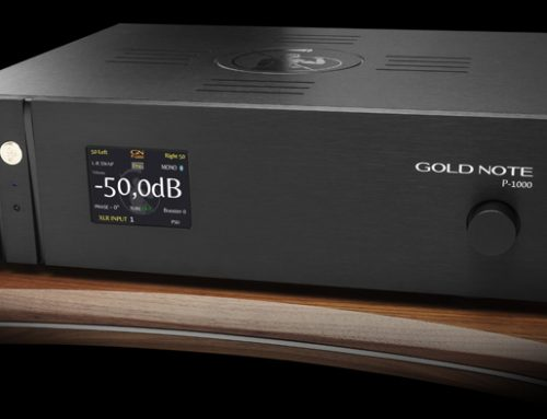 Gold Note P-1000 Solid State Preamplifier Review