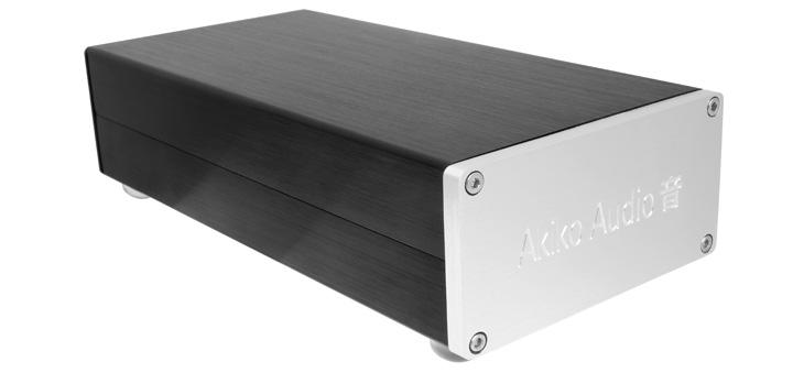 Akiko Audio Power Conditioner Minelli front 720