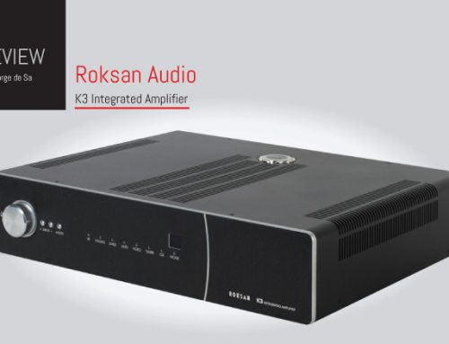 Roksan Audio K3 Integrated Amplifier Review
