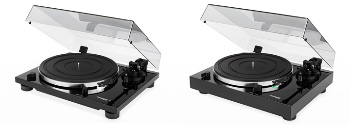Thorens TD 201 and TD 202