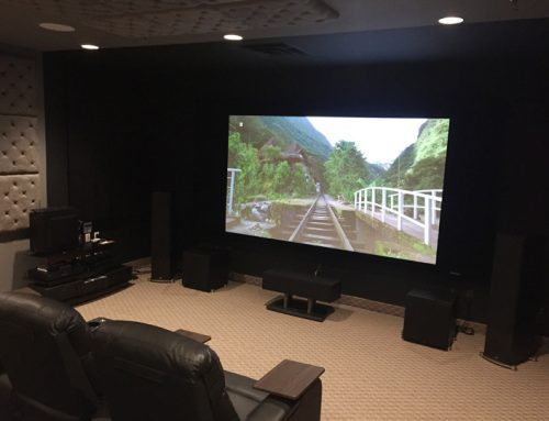 Watching Movies with JVC: A Visit to JVC's Canadian Headquarters