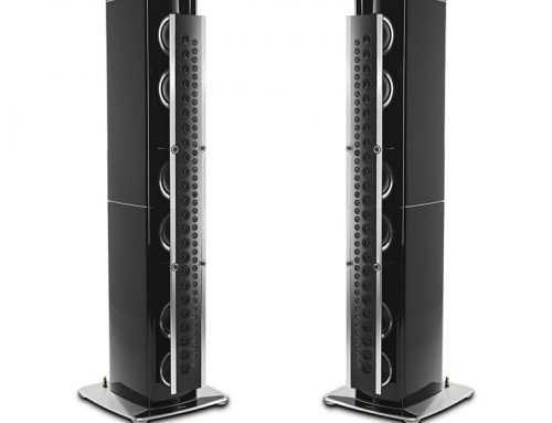 Product News: McIntosh XRT1.1K Loudspeaker