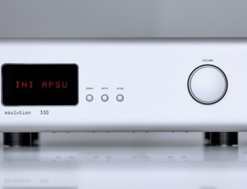 Soulution Audio 330 Integrated Amplifier Review – the Best Integrated Amplifier in the World?