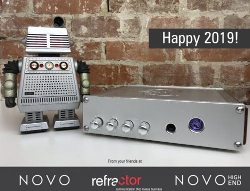 Happy New Year from NOVO!