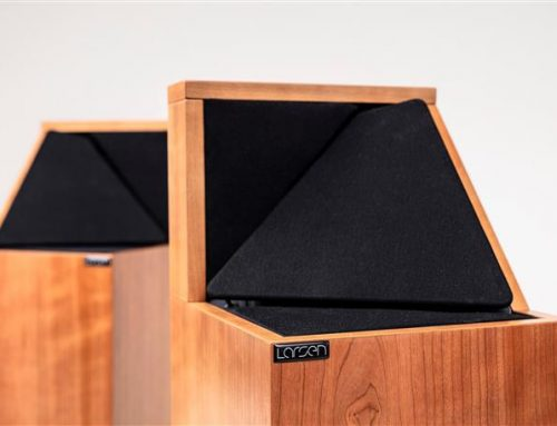 Speakers Designed to Stand in the Corner of the Room? Larsen Model 6.2 Loudspeaker Review