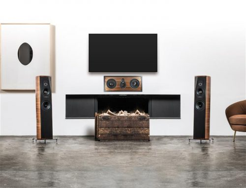 Sonus faber Palladio Collection In-Wall and In-Ceiling Speakers