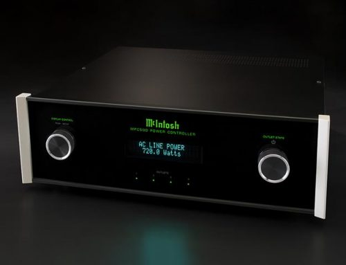 Product News: McIntosh MPC500 Power Controller
